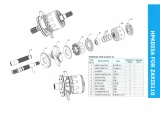 Parts List HPK055 Zaxis 100,120