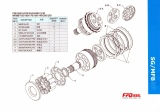Parts List SG Series MFB